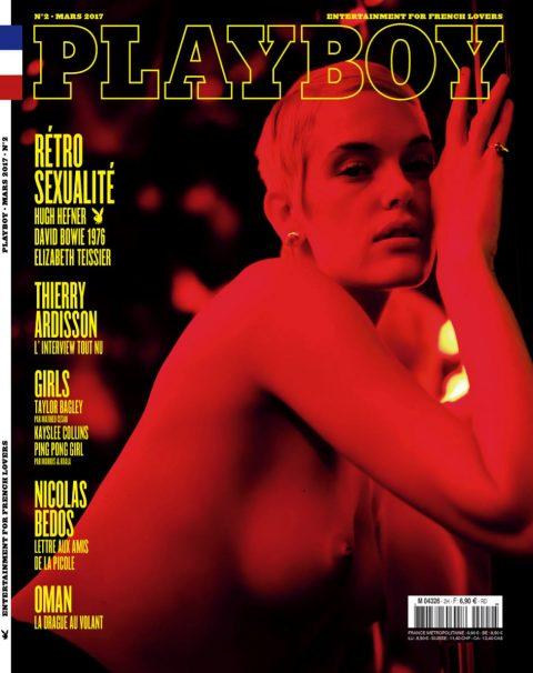 Playboy Malik Djoudi
